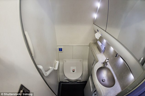 Tiếp viên tiết lộ 'thời gian vàng' để dùng nhà vệ sinh trên máy bay