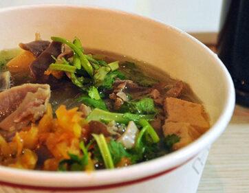 10 món ăn Trung Quốc được lòng người dân nhất