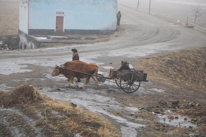 Mùa đông dưới 0 độ C ở đất nước bí ẩn nhất thế giới