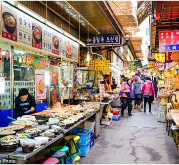 Tour đông khách Trung Quốc nhất thế giới đổ bộ Hàn Quốc