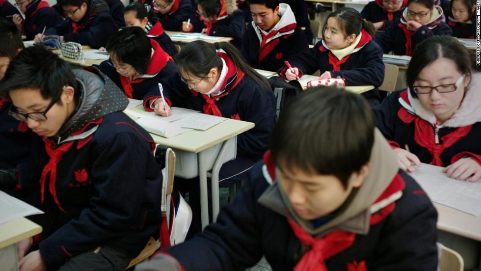 Một Cuộc Cách Mạng Trong Giáo Dục Trung Quốc?