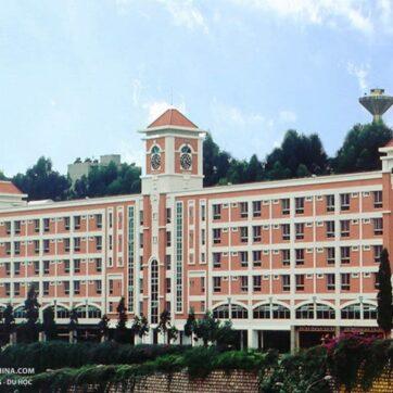 Đại học Tài chính và Kinh tế Vân Nam - Côn Minh - Trung Quốc