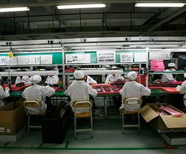Foxconn ép thực tập sinh Trung Quốc làm việc quá sức