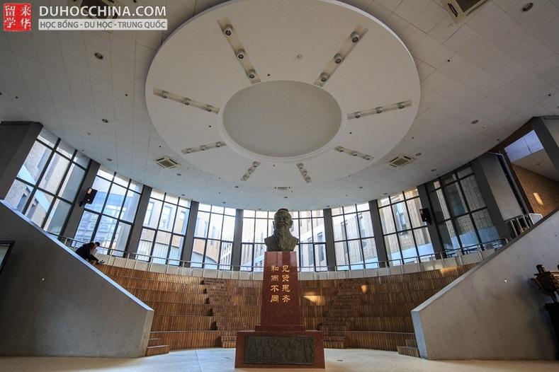 Đại học Ngoại ngữ Bắc Kinh – Trung Quốc