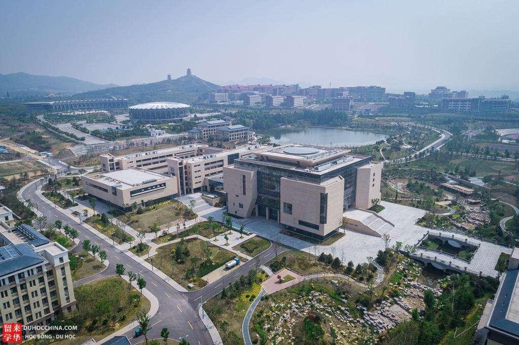 Đại học kinh tế và tài chính Sơn Đông - Tế Nam - Trung Quốc