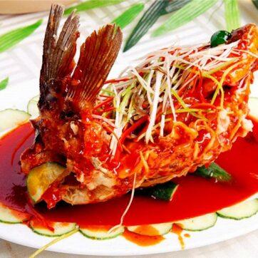 4 trường phái ẩm thực Trung Quốc
