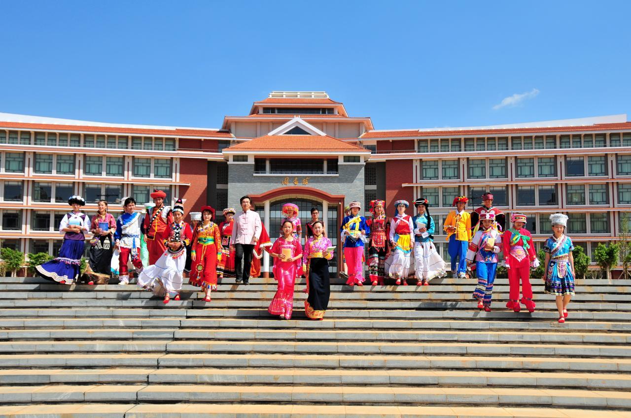 Đại học Dân tộc Vân Nam - Trung Quốc