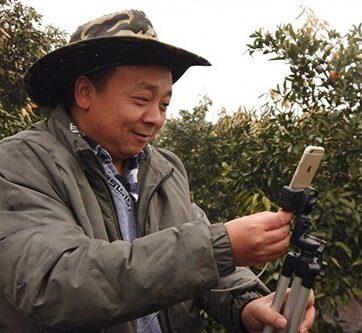Nông dân Trung Quốc đua nhau làm streamer