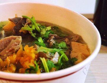 Những đặc sản làm nên danh tiếng ẩm thực Nam Kinh