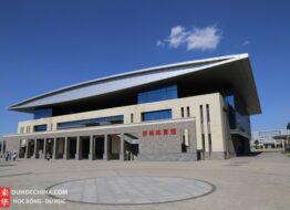 Đại học Trung Y Dược Sơn Tây – Thái Nguyên – Trung Quốc