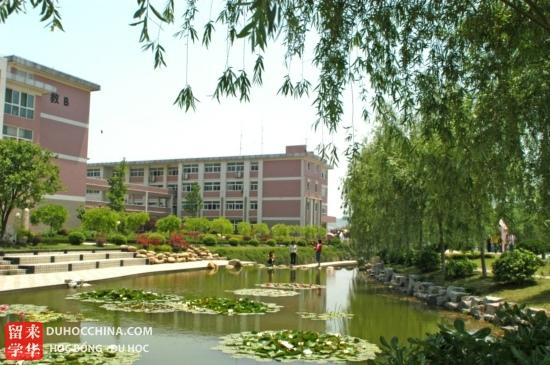 Đại học Tài chính và Kinh tế Nam Kinh - Giang Tô - Trung Quốc