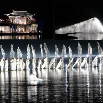 Tây Hồ huyền ảo ở Hàng Châu