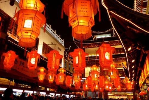 Thượng Hải hủy lễ hội đèn lồng