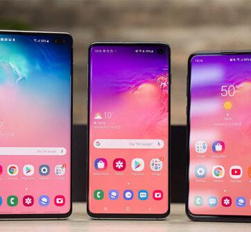 Galaxy S10 giúp Samsung thắng lớn ở Trung Quốc