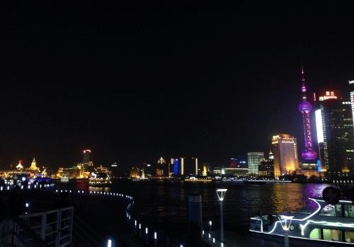 24h ở trái tim Thượng Hải