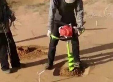 Bốn thập kỷ biến sa mạc thành 'ốc đảo' của nông dân Trung Quốc