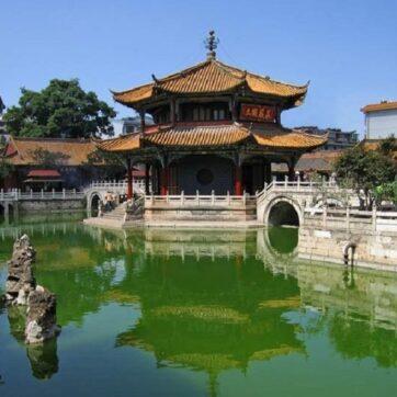 Các trường đại học nổi tiếng ở Côn Minh - Vân Nam - Trung Quốc