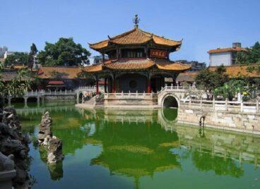Các trường đại học nổi tiếng ở Côn Minh – Vân Nam – Trung Quốc
