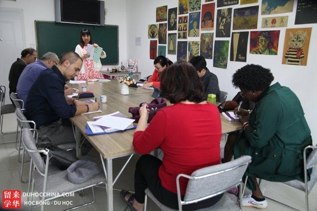 Học Viện Hoa Văn Côn Minh - Vân Nam - Trung Quốc