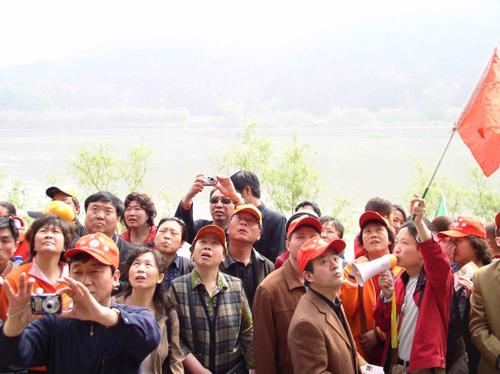 Trung Quốc hạn chế du khách đến Đài Loan