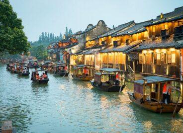 Du lịch Ô Trấn Trung Quốc