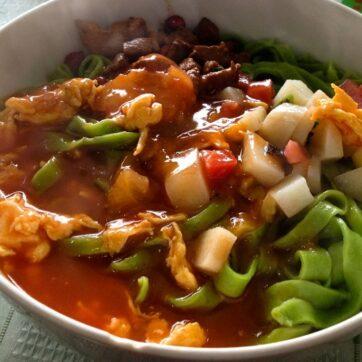 Lịch sử văn hóa ẩm thực Trung Quốc