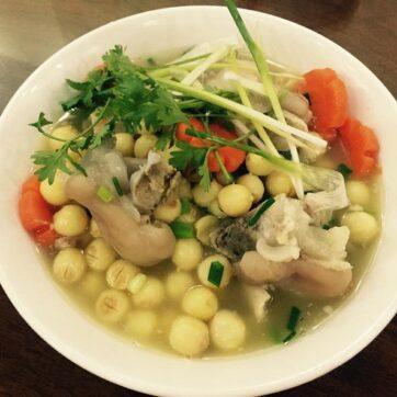 So sánh ẩm thực Trung Quốc và Việt Nam
