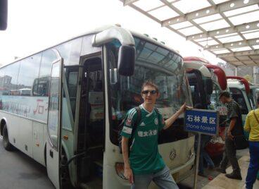 Khám phá rừng đá Thạch Lâm Trung Quốc