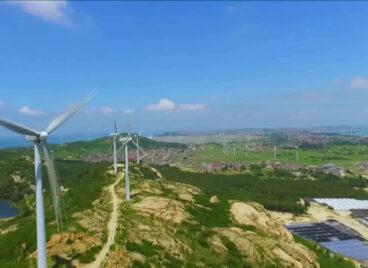 Trại phong năng cấp điện cho 50.000 cư dân trên đảo Trung Quốc