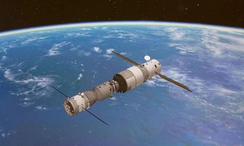 Trạm vũ trụ Trung Quốc cháy rụi khi trở lại khí quyển Trái Đất
