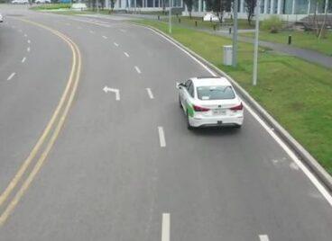 Trung Quốc ra mắt khu thử nghiệm ôtô tự lái rộng 470.000 m2
