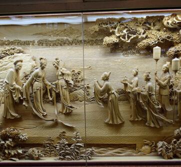Chuyện tình Hứa Tiên – Bạch Xà nổi tiếng Hàng Châu