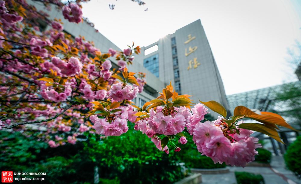 Đại Học Giang Tô - Trấn Giang - Trung Quốc