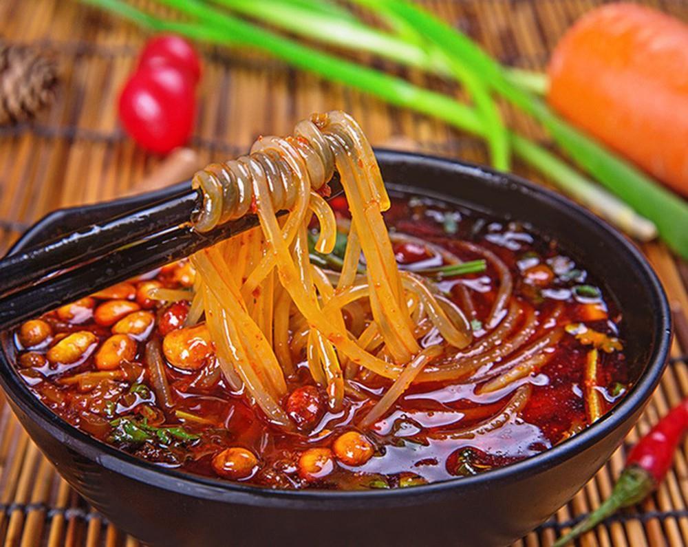 Thử thách với 5 món cay nồng ở Trùng Khánh