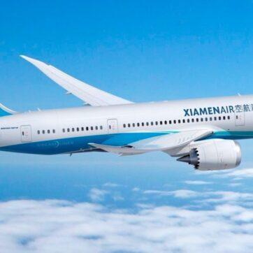 Bay thẳng từ Việt Nam đến phố cảng Hạ Môn cùng Xiamen Airlines