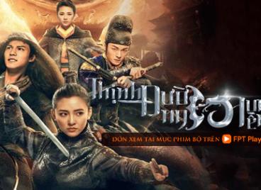 Top phim bộ cổ trang Trung Quốc nổi bật nhất năm