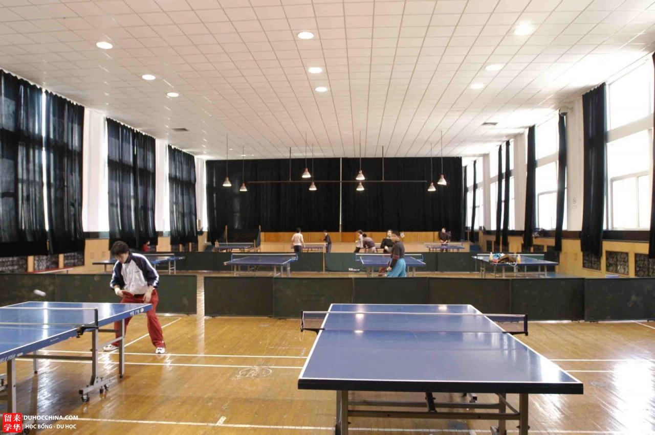 Đại học Thể dục Thể thao Bắc Kinh - Trung Quốc