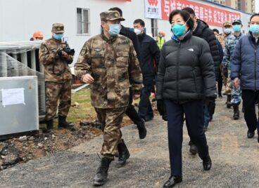 Trung Quốc nói Vũ Hán đối mặt 'điều kiện thời chiến'