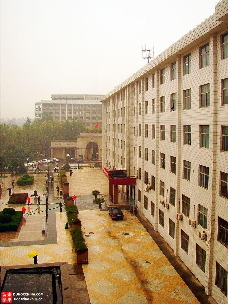 Đại học Ngoại ngữ Tây An - Thiểm Tây - Trung Quốc