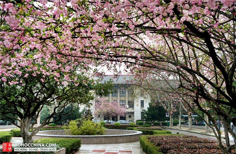 Đại học Nông nghiệp An Huy - Hợp Phì - Trung Quốc