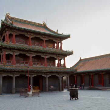 Tham quan Cố cung Thẩm Dương ở Trung Quốc