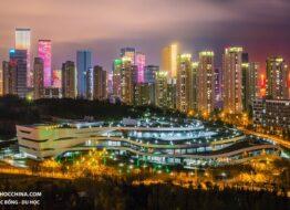 Đại học Dầu khí Trung Quốc – Thanh Đảo – Sơn Đông