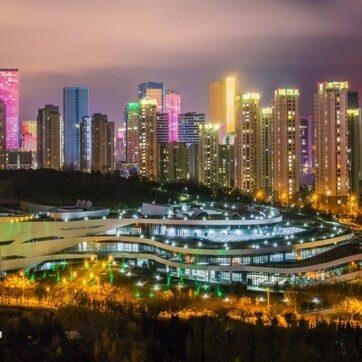 Đại học Dầu khí Trung Quốc - Thanh Đảo - Sơn Đông