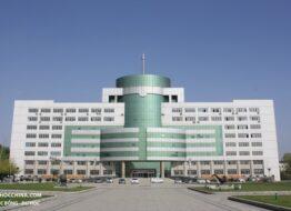 Đại học Sư phạm Cát Lâm – Tứ Bình – Trung Quốc
