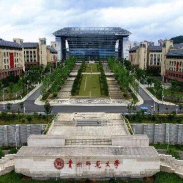 Đại học Y khoa Quý Châu - Quý Dương - Trung Quốc