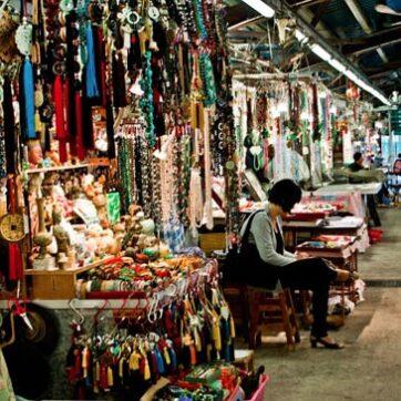 Địa điểm mua sắm lý tưởng khi du lịch Hạ Môn, Trung Quốc