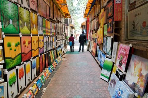 Đi Hồng Kông, 'tiện đường' ghé Thâm Quyến