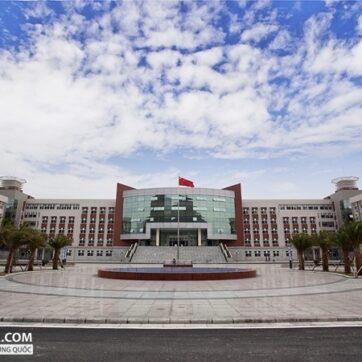 Học viện Hàng không Vũ Trụ Quế Lâm - Quảng Tây - Trung Quốc