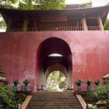 Cõi thiên thai Lầu Trống và Lầu Chuông ở thành Tây An, Trung Quốc