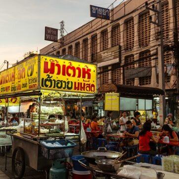Du lịch Trung Quốc khám phá 5 khu chợ đêm nổi tiếng ở Tây An